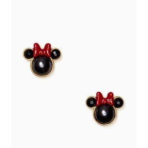 Kate Spade New York x Disney Minnie Mouse Earrings
